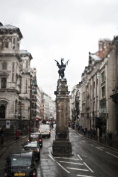 """aphoenixinlondon:  Welcome to The City of London - Dragons greet you on every street that goes into """"The City of London"""", it's the easiest w..."""