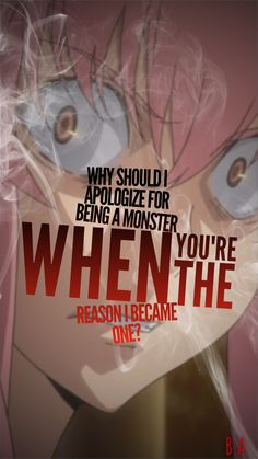 Mirai Niki (The Future Diary) Monster Custom Wallpaper