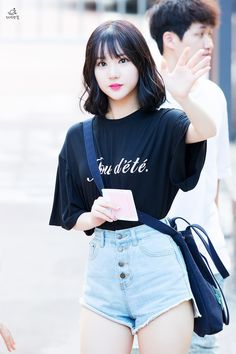 ʚ pin - lloverrose ɞ Kpop Girl Groups, Korean Girl Groups, Kpop Girls, Get Skinny Legs, Skinny Jeans, Jung Eun Bi, G Friend, Korean Actresses, Beautiful Asian Girls