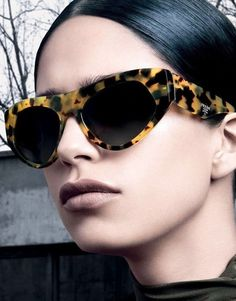 Prada Fall/Winter 2014 Eyewear