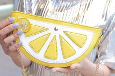 Watermelon Lemon Shaped Bag Evening Clutch Bag Fruit Chain Messenger Bag Small Crossbody BagsFor Women bolsos mujer Purses -in Shoulder Bags from Luggage ...