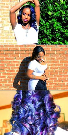 Ally Davis is among the top fabulous and professional hair stylists. Ally is a weave and color specialist who also does natural silk press, hair cut and more.