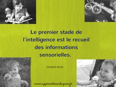 parole et pensée enfants Montessori, Parents, Learning, Movie Posters, Adhd, Learning Styles, Working Memory, Sensory Activities, Dads
