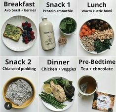 Because We're All Nosy as Hell, Here's What People Eat in a Day Taking pics of your food is one way to track your calories, macros, and encourage healthy eating. Sharing your daily food journal on social media is even Healthy Meal Prep, Healthy Snacks, Healthy Eating, How To Eat Healthy, Healthy College Meals, Healthy Fridge, Healthy Late Night Snacks, Healthy Breakfast For Weight Loss, Vegan Meal Plans