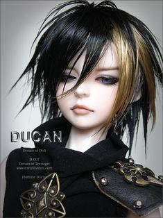 D.O.D DOLL Homme Ducan   総合ドール専門通販サイト - DOLKSTATION(ドルクステーション)