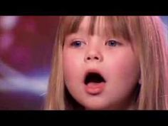 Young Britain's Got Talent Connie Talbot. Another classic. Can not watch without being in complete amazement.