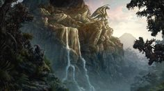 Fantasy landscapes - Google Search