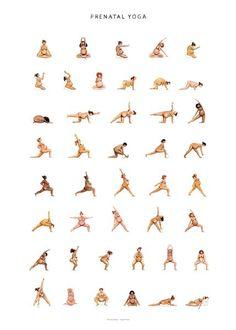 prenatal poster prints yoga Prenatal Yoga Poster Yoga PrintsYou can find Prenatal yoga and more on our website Pregnancy Yoga Poses, Prenatal Yoga Poses, Happy Pregnancy, Pregnancy Belly, Pregnancy Signs, Baby Workout, Prenatal Workout, Pregnancy Workout, Postpartum Yoga