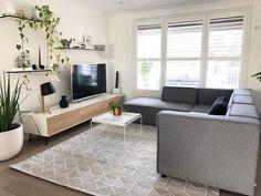 Vienna 2355 Hand Loomed Grey Beige Patterned Wool and Viscose Modern Rug Wool Area Rugs, Wool Rugs, Living Area, Living Room, Grey And Beige, Modern Rugs, Rugs Online, Loom, Indoor