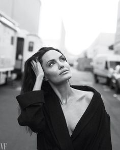 "56.5 хил. харесвания, 279 коментара – Vanity Fair (@vanityfair) в Instagram: ""Angelina Jolie—actor, director, writer, humanitarian— has the same concerns that all mothers do:…"""