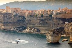 Most beautiful landscapes in Europe - Bonifacio - Copyright Stephane Bidouze - European Best Destinations