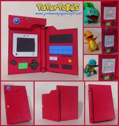 http://www.pokemonpapercraft.net/2014/02/pokedex.html