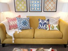 Classic Lines - Our Favorite Rooms by Sabrina Soto on HGTV