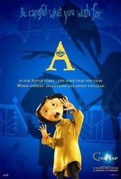 El alfabeto de Coraline