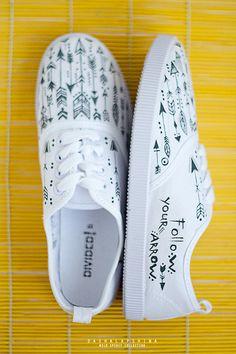 Las mujeres zapatos de lona estilo Boho por SpringHoliday en Etsy