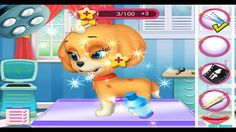 """My Cute Little Pet Puppy Care - """"Educational Kids Games"""" Android Gameplay Video"""