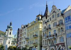 Gallery: Spa Town of Karlovy Vary, Czech Republic   International Bellhop Travel Magazine