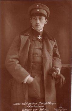 ✠ Ernst Freiherr von Althaus (19 March 1890 – 29 November 1946)