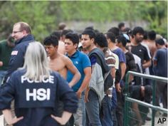 The BIG Lie: Most 'Unaccompanied Illegal Minors' are 14 or Older - Tea Party Command Center