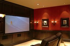 Home Theater Design Ideas, Pictures, Remodel, and Decor - page 29