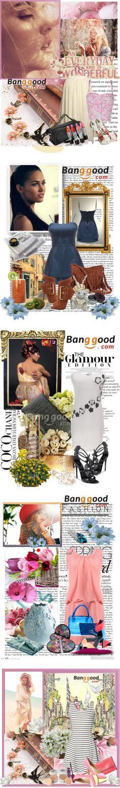 """BangGood.com#3/1"" by hobitanija ❤ liked on Polyvore"