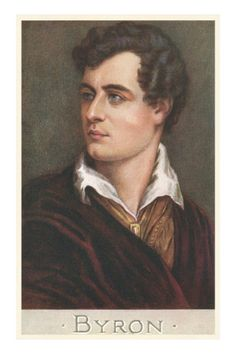Lord Byron Posters at AllPosters.com English Poets, Lord Byron, Fine Art Prints, Canvas Prints, Personalised Photo Mugs, Art Reproductions, Poster Size Prints, Photo Wall Art, Photographic Prints