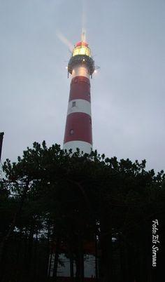 Bornrif, (Ameland Lighthouse)Hollum op AmelandFrieslandNetherlands53.448889, 5.625556