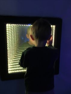We love visiting our local soft play especially now they have a fantastic sensory room. The kids love the sensory lights.