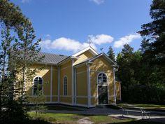 Kuusjoen kirkko, Salon seurakunta
