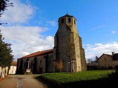 Verneuil en Bourbonnais, village entre Saint-Pourçain-sur-Sioule et Moulins.