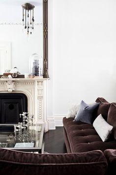 elegant neutrals | Дом в Бруклине