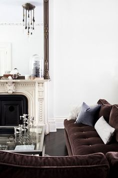 sophisticated and elegant living room-- very French ▇  #Home #Design #Decor  via - Christina Khandan  on IrvineHomeBlog - Irvine, California ༺🏡 ℭƘ ༻