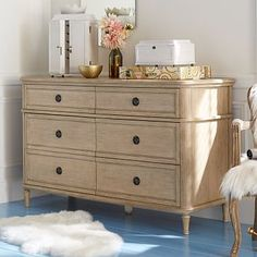 Colette Wide Dresser, just because it's cute