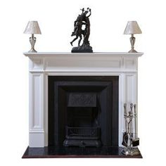 Fireplace Timber Mantles & Surrounds
