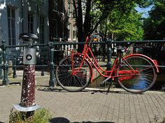 Saddle point.  Spotted in Amsterdam, of course.