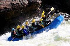 Ocoee river - whitewater rafting - summer '10