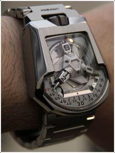Vous ne pouvez jamais vous tromper avec chronographes!