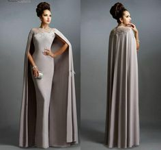 Luxury Muslim Gray Mother Of The Bride Dresses 2016 Sexy Jewel Neck Lace Pleats Modern Elie Saab Party Runway Sheath Celebrity Gowns