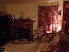 My cozy livingroom