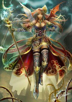 Mystical Wizard - Julia Laskowski
