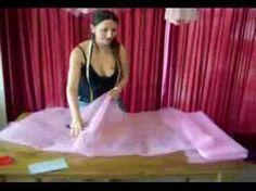 How to make a real classical tutu