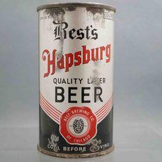 Best's Hapsburg • Arts Beer Cans