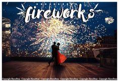 100 Fireworks Photo Overlays JPEG by ElyseBear on @creativemarket