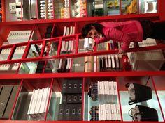 Erica and the #CRAFTWARS Craft Closet