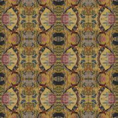 Papier Collection No. 1 - 1 Yard Fabric - Denim