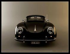Porsche Speedster Typ by sedatdurucan on DeviantArt Porsche Rs, Porsche 356 Speedster, Porsche 356a, Vintage Porsche, Vintage Cars, Cool Sports Cars, Cool Cars, Ferdinand Porsche, Automotive Photography