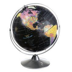 Replogle Starlight 12-inch Diam. Tabletop Globe - Globes at Hayneedle