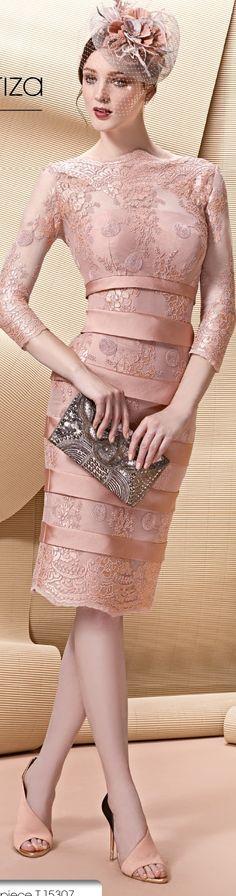 Angela Ariza Coctail Dress