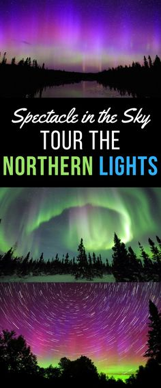 If you've always dreamed of seeing the Northern Lights, you're in for the spectacle of a lifetime. Here's where you can behold the natural wonder of the Aurora Borealis—right here in the U.S. // AmericanProfile.com