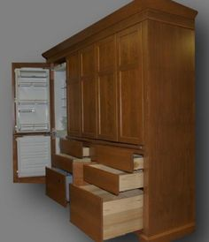 Mini Kitchen Armoires Smaller Version Of This For Out Front | KITCHEN  ORGANIZATION | Pinterest | Kitchen Armoire, Mini Kitchen And Armoires